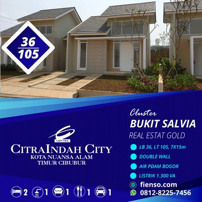 Salvia 36/105 Citraindah city