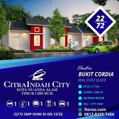 Cordia, citraindah city