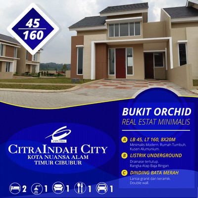 Orchid 46/160 CitraIndah City