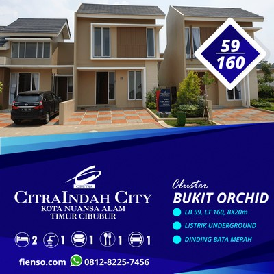 orchid citra indah city