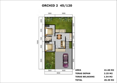 Orchid 42/120 Real Estat Murah