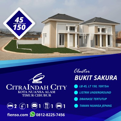 Sakura 3, 45/150, CitraIndah City