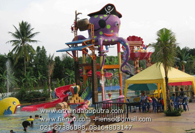 Waterpark Citra Indah